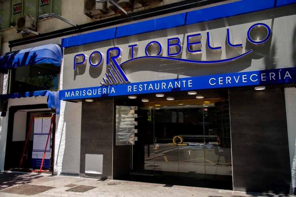 portobello marisqueria